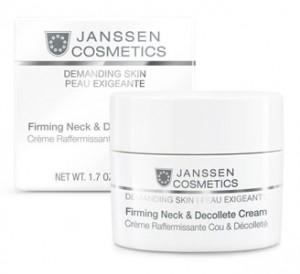 Firming Face and Neck Decolleté Cream